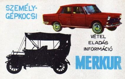 MERKUR (2) - 1970