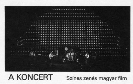 MOKÉP (Koncert, Illés együttes) - 1982