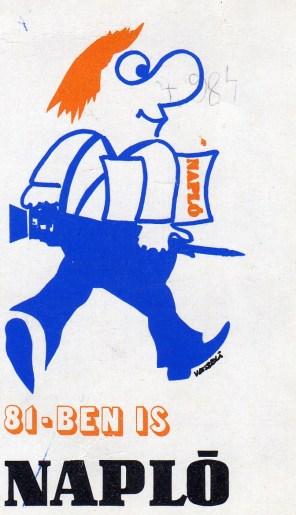 NAPLÓ (újság) - 1981