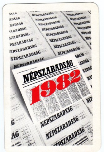 Népszabadság - 1982