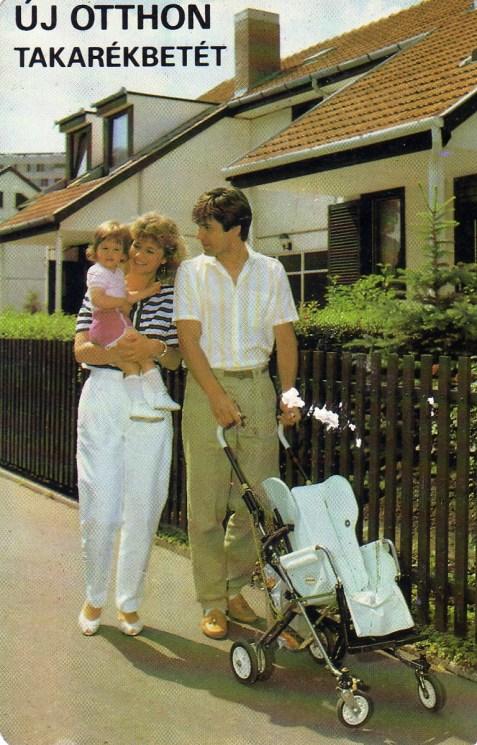 OTP (Otthon takarékbetét) - 1989