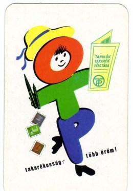 OTP (Tanulók Takarékpénztára) - 1978