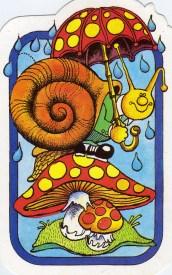 Rajzos gyermeknaptár (Devisz-Color) - 1987
