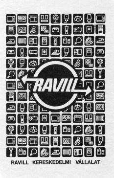 RAVILL - 1981