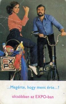 SKÁLA Expo Áruház - 1981