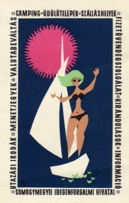 Somogy Megyei Idegenforgalmi Hivatal - 1969