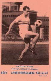 Sportpropaganda Vállalat (Szűcs Lajos) - 1970