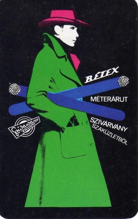 Szivárvány - BÉTEX - 1978