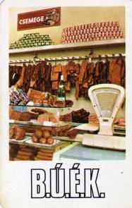 Szolnok Megyei Kisekereskedelmi Vállalat - 1977
