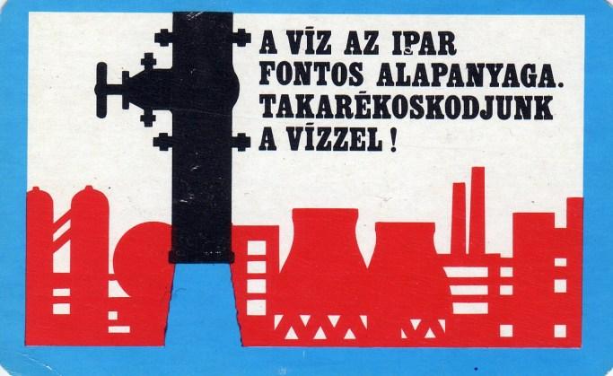 Takarékoskodj a vízzel - 1974