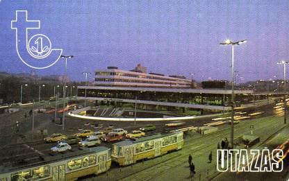 Takarékszövetkezet (Budapest, Déli pu) - 1984
