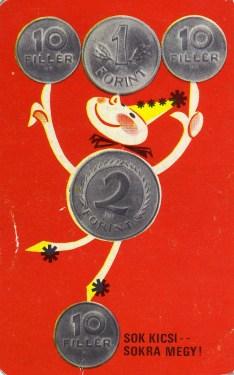 Tanulók takarékpénztára - 1971