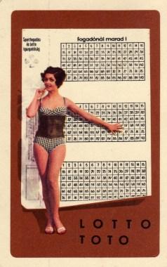 Totó-lottó - 1967