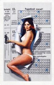 Totó-lottó - 1972