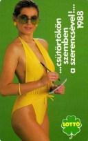 Totó-lottó - 1988