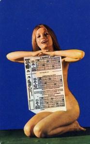 Totó-lottó (Sportfogadás - 1) - 1973