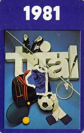 TRIÁL - 1981