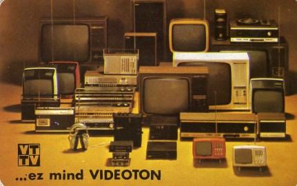 Videoton - 1978