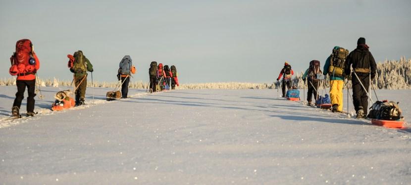 *16-17.1.2021 Talvivaelluksen Perusteet, Martimoaapa
