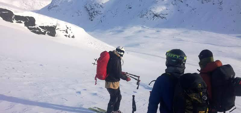 *Basic Avalanche Course, 14-16.2.2020