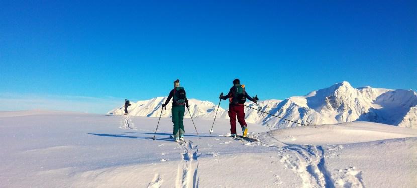 *Vapaalaskukurssi, Norja (sis. Finlav1 lumiturvallisuuskurssin)