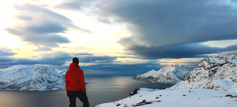 *Tunturikurssi lumikengillä, Norja