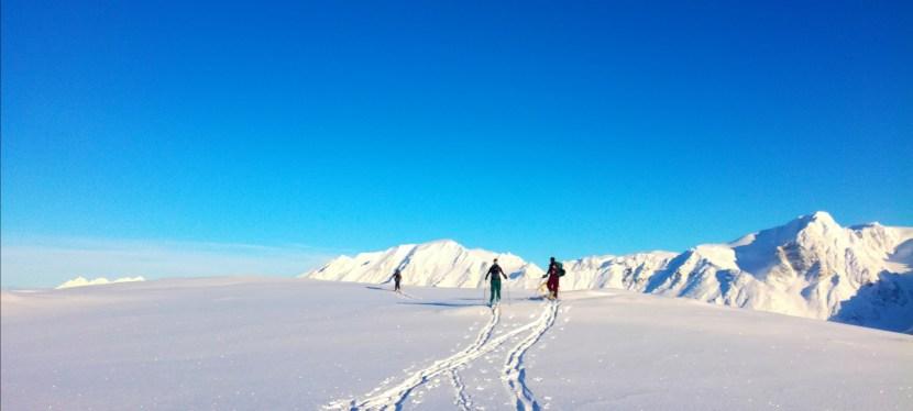 *Tunturihiihtokurssi, Norja