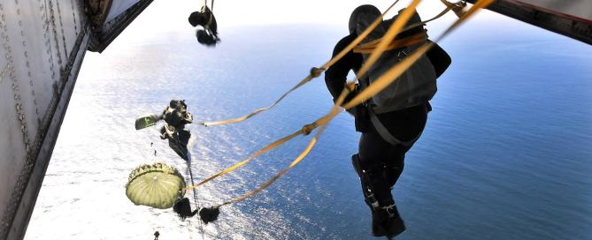 U.S. Navy Static Line