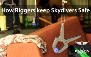 How Riggers keep Skydivers Safe featured