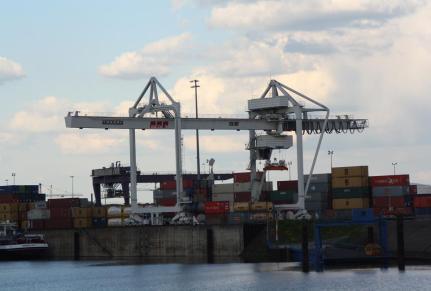 ContainerTerminal Duisburg Nord