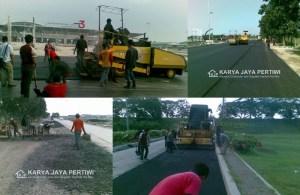 Pengaspalan Terminal 3 Bandara Soekarno Hatta Jakarta, Jasa Pengaspalan Bandara Jalan Tol Raya Perbaikan Jalan rusak Pelapisan Jalan dll
