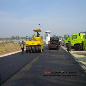 Pengaspalan PT. Hino Motors Indonesia jas apengaspalan jalan konstruksi jalan hotmix beton pembetonan jalan raya pabrik tol jakarta bogor karawang banten cibubur depok aspal murah