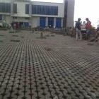 Proyek Pengaspalan Jalan Sentul Bogor