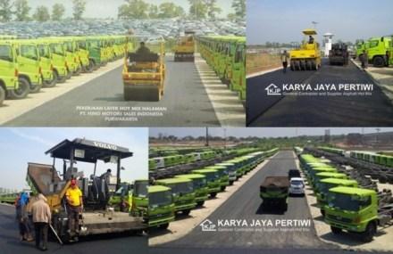 Kontraktor Aspal Hotmix, Jasa Pengaspalan Jalan, jakarta bogor depok bekasi Bandung Jawa BArat