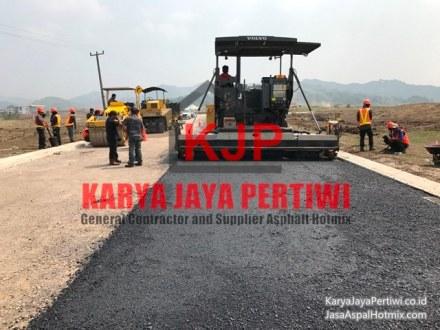 Jasa Pengaspalan Bandung, Kontraktor Aspal Hotmix Jawa barat
