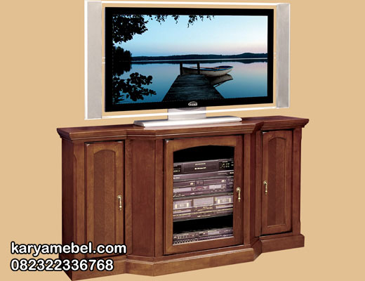 buffet tv simple