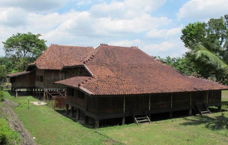 62+ Contoh Gambar Rumah Adat Sumatera Utara Terbaru