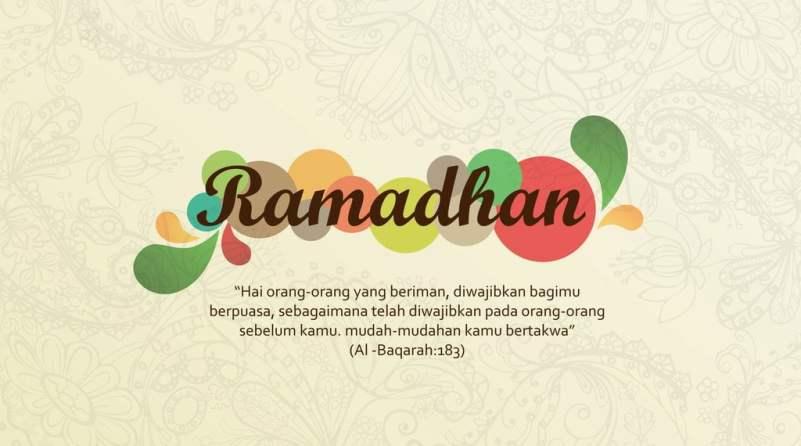 pembukaan pidato ramadhan