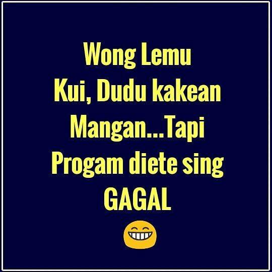 500+ Kata kata Bahasa Jawa (Gokil, Lucu, Cinta & Romantis)