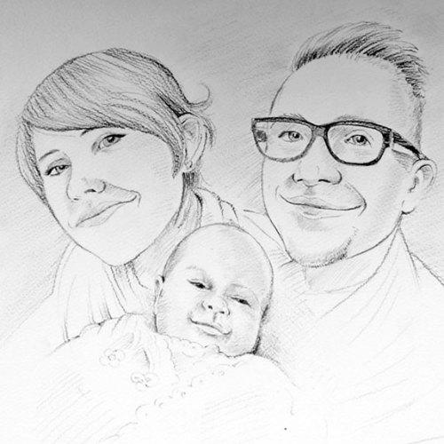 portrety,portret,portret ze zdjęcia