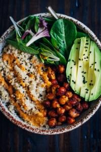 Vegan Buddha Bowl by Well and Full