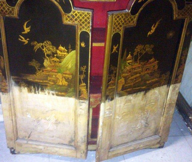 Alan Karzen Restoration Antique Furniture Restoration Case Study