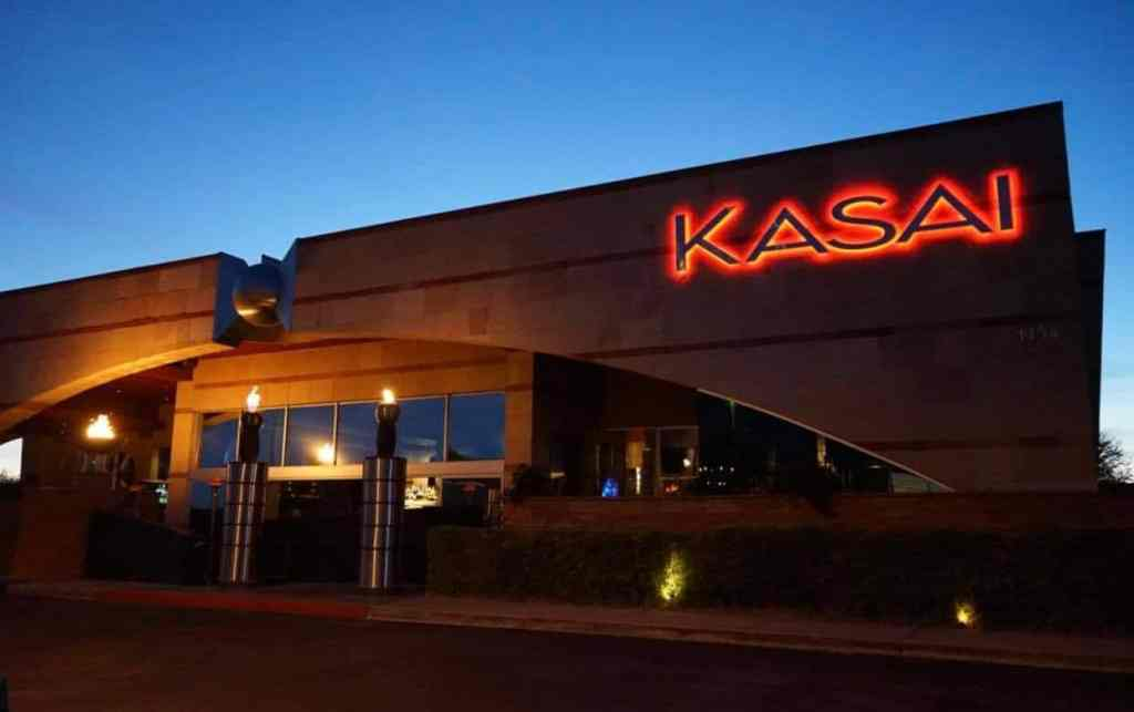 Kasai Asian Grill Scottsdale Arizona 2019