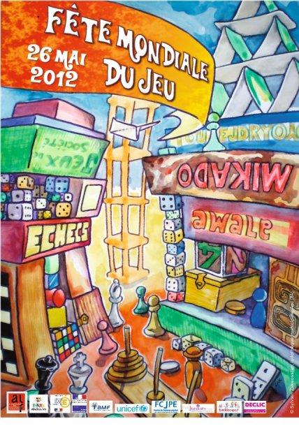 fête mondiale du jeu 2012
