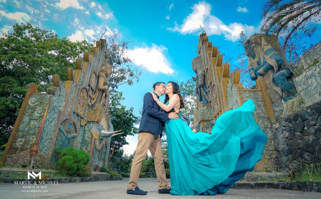 Look Prenup Photos That Showcase The Beauty Of Some Calabarzon Venues Kasal Com The