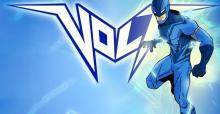 VOLT, Superhero Lokal, Sklyar Comics