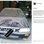 Nasib malang Peugeot 405 SR