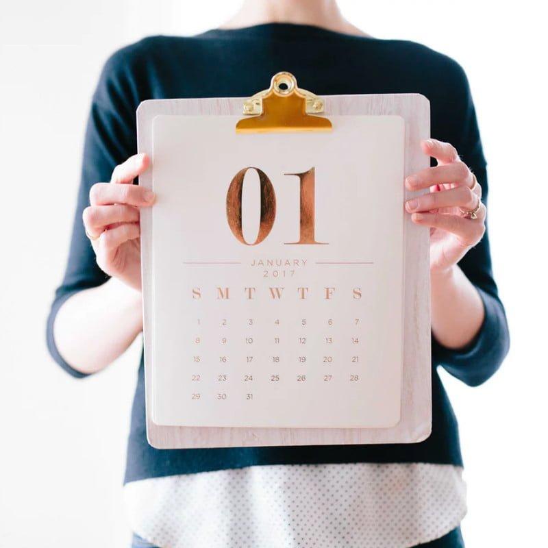 Jak stworzyć własny dzienny, tygodniowy lub miesięczny planer?