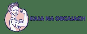 kasa na obcasach logo