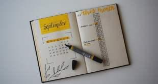 bullet journal planowanie